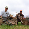Brad and Chuck with 2003 Indiana Deer