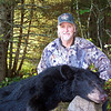 Dad's 2nd Bear<br /> <br /> Oxbow, Maine 2004