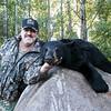 Mike Herlosky and his Manitoba Black Bear
