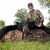 Gary Macik and his Manitoba Black Bear