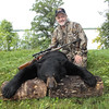 Gary Macik and his Manitoba Black Bear