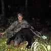 Tom Nienas and his Manitoba Black Bear Harvest