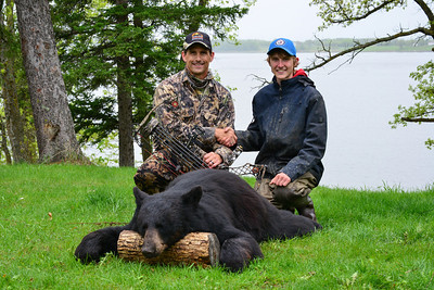 Manitoba Black Bear Hunt