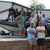 2012 WCO Bass Challenge Anglers.<br /> Front: Winners Steve Holzknecht and Don Russ.<br /> Row 2: Malcolm Snyder, Jason Russ, Terry Ayers, and Doug Petty.<br /> Row 3: Donnie Krish, Jimmy Yarber, Clint Woeste, Charles Williams, Shawn Hurt, Scott Greenwell and Tommy Hornbeck.