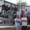 Wolf Creek Outfitters Anglers with The Winning Boat and Team Don/Steve.
