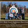 2012 Wolf Creek Outfitters Hunters