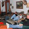 Break Time with Brad, Jason, Dwayne and Nick.