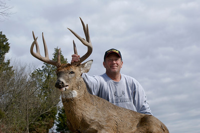 2011 Wolf Creek Outfitters Deer Camp