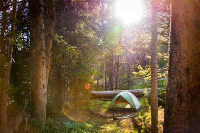 Diamond Lake Camp