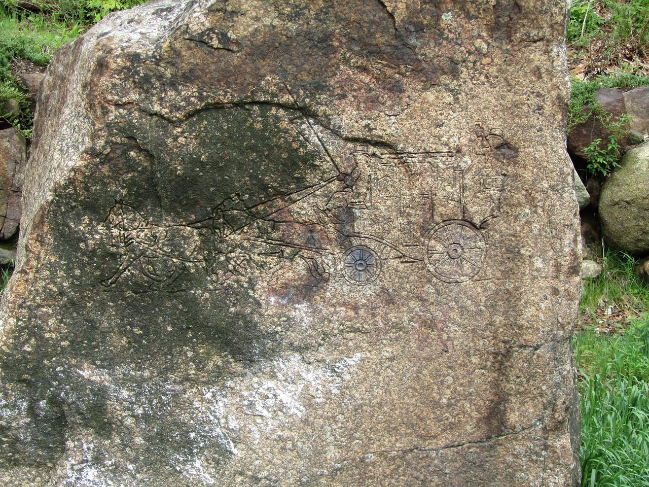 StageCoach Rock.