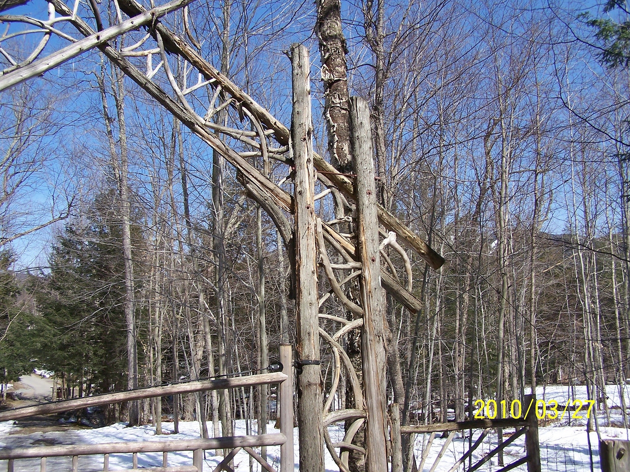 When, in 1887, it became known that the woods around Beede's was going to be timbered by the lumber company which owned them, a prominent Philadelphia mining engineer, William G. Neilson, joined with several friends to purchase 25,000 acres (100 km2), including the two lakes and nearby mountains, thus forming the AMR. Although the Reserve prohibited hunting and camping, the land remained open to the public for hiking. The AMR added to its holdings, reaching a peak of 40,000 acres (160 km2) in 1910. However, in 1933 and again in 1978, land was sold to the state of New York as part of the Adirondack Park, so that present holdings amount to about 7,000 acres (28 km2).