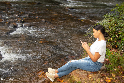 Model: Jada Wood (IG: @stfuitzjada) Location: Roswell Mill/Vickery Creek (Roswell, GA)