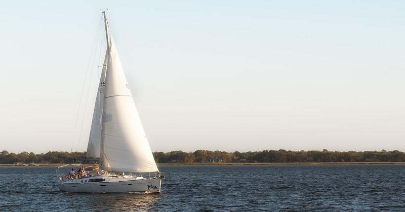 Battery Sailing