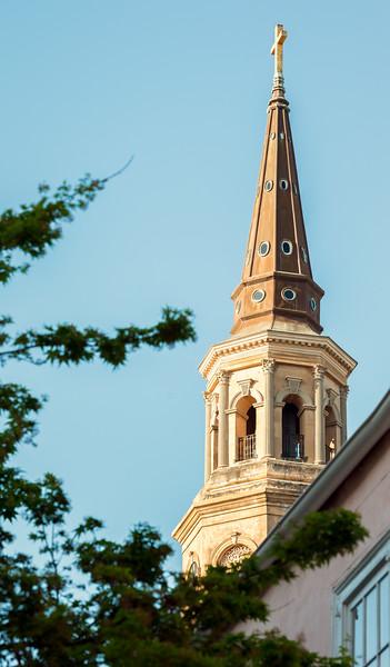 St. Philip's Church Charleston South Carolina