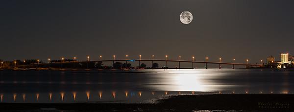 Sand Key Bridge  Clearwater, FL