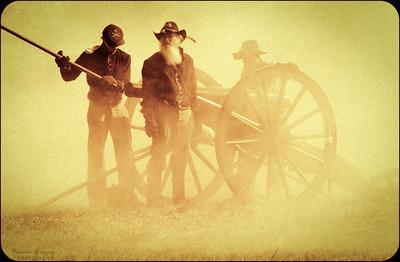 Civil War  reenactment Brooksville, Florida