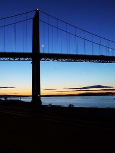 MacKay Bridge, Halifax NS