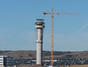 The construction on Calgary's new runway continues, as well as on a new tower seen here.<br /> <br /> How tall is this new tower....see the man-door in the side of the tower.