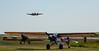The Take Off  <br /> <br /> Vintage Beechcraft 18 homeward bound