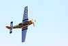 P51 Mustang at Speed