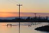 Spring Flood Waters