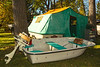 Camping 1960 Style