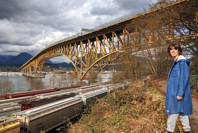 Railfanning Vancouver Style