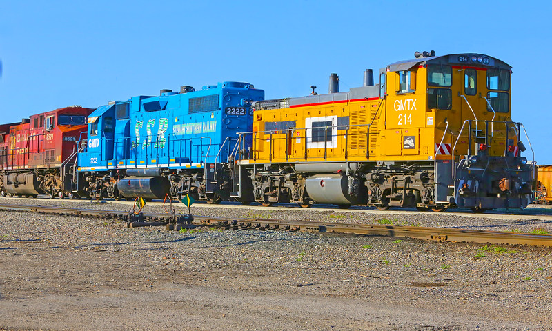 Short Line Locomotives