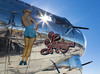 "Betty Grable<br /> <br /> Nose art features Betty Grable, the number-one pin-up girl of the World War II era. <br /> <br /> The aircraft's name Sentimental Journey (44-83514) is the nickname of this B-17G Flying Fortress bomber, and takes after a song made very popular by Doris Day in 1945.<br /> <br /> Check it out<br />  <a href=""http://www.jerryclement.ca/Airplanes/Airdrie-Air-Show/18081736_zNq864#!i=2048988283&k=hqn4fTr"">http://www.jerryclement.ca/Airplanes/Airdrie-Air-Show/18081736_zNq864#!i=2048988283&k=hqn4fTr</a>"