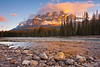 Castle Mountain -Bow Valley Parkway