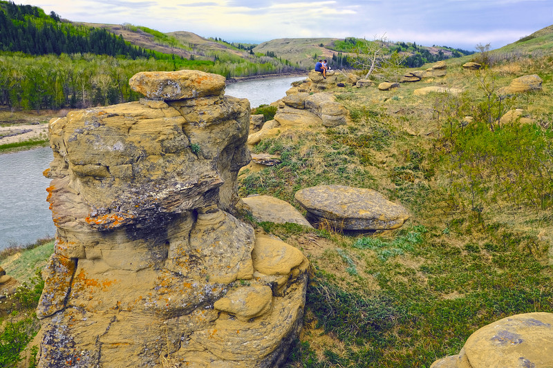 Valley of the Hoodoo's