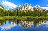 Reflection Pond - Kananaskis Country