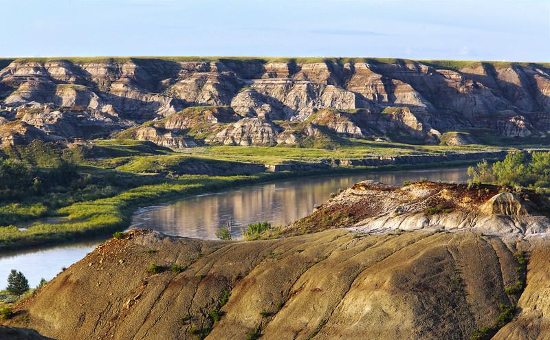 Badland River