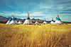 The Plains Tipi Dwellers