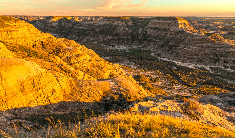 Eastern Alberta Badlands