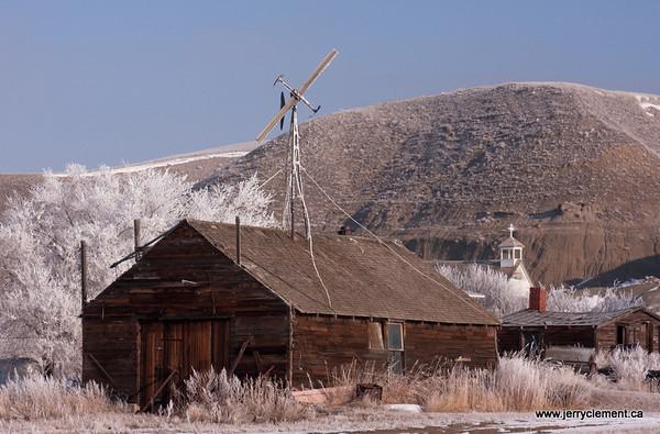Badlands Wind Farm