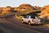 Alberta Badlands - Road To The Top