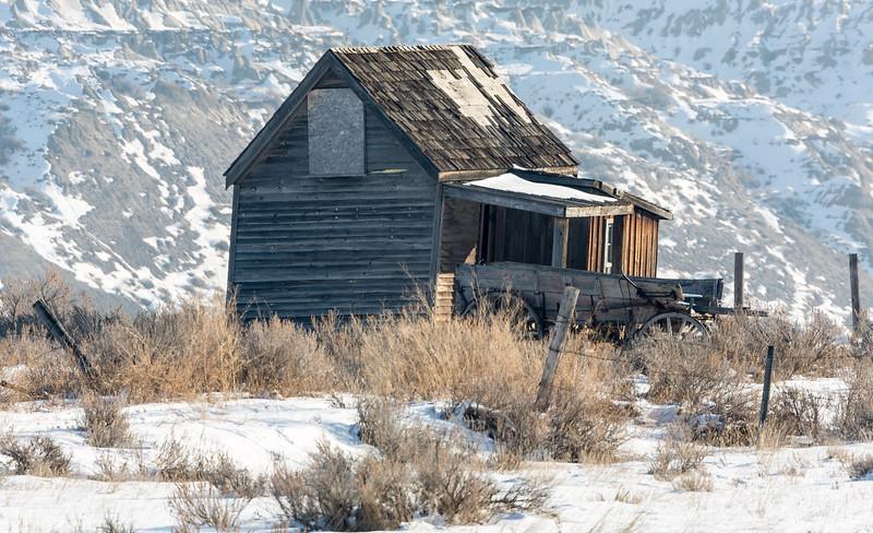 My Badlands Home