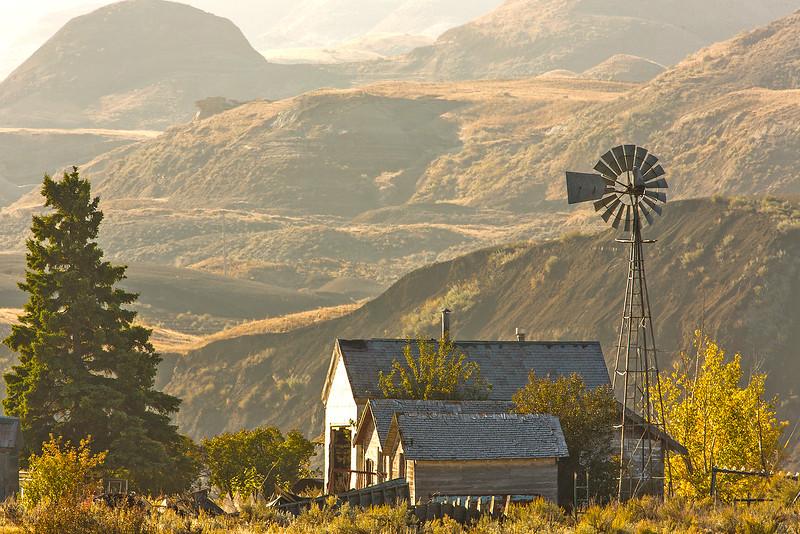 Backcountry Badland Homestead