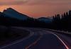 Dawn - The Kananaskis Highway