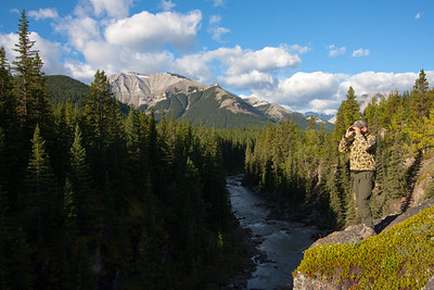 The Eastern Slope of the Rockies