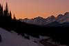 Dawn - Peter Lougheed Provincial Park - Kananaskis Country