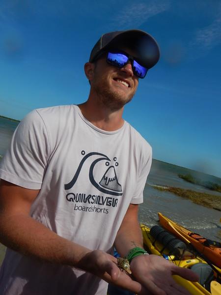 Matagorda Sea Kayaking Fall 2015