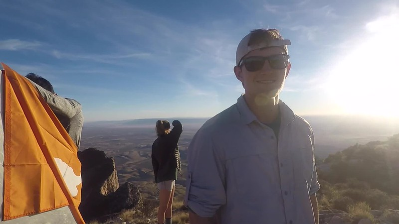 UTRS - Guadalupe Mountains
