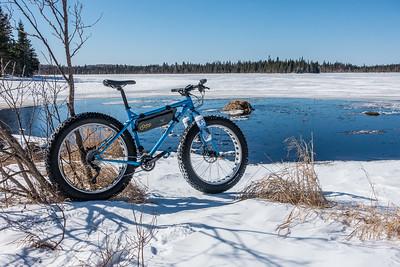 """BIKING 05531  """"Lake Riding"""""""