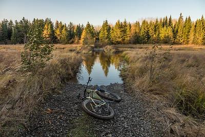 Camp 20 Road - Cook County, MN  BIKING 06811