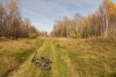 Superior National Forest, MN  BIKING 06670
