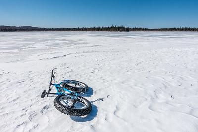 """BIKING 05520  """"Lake Riding"""""""