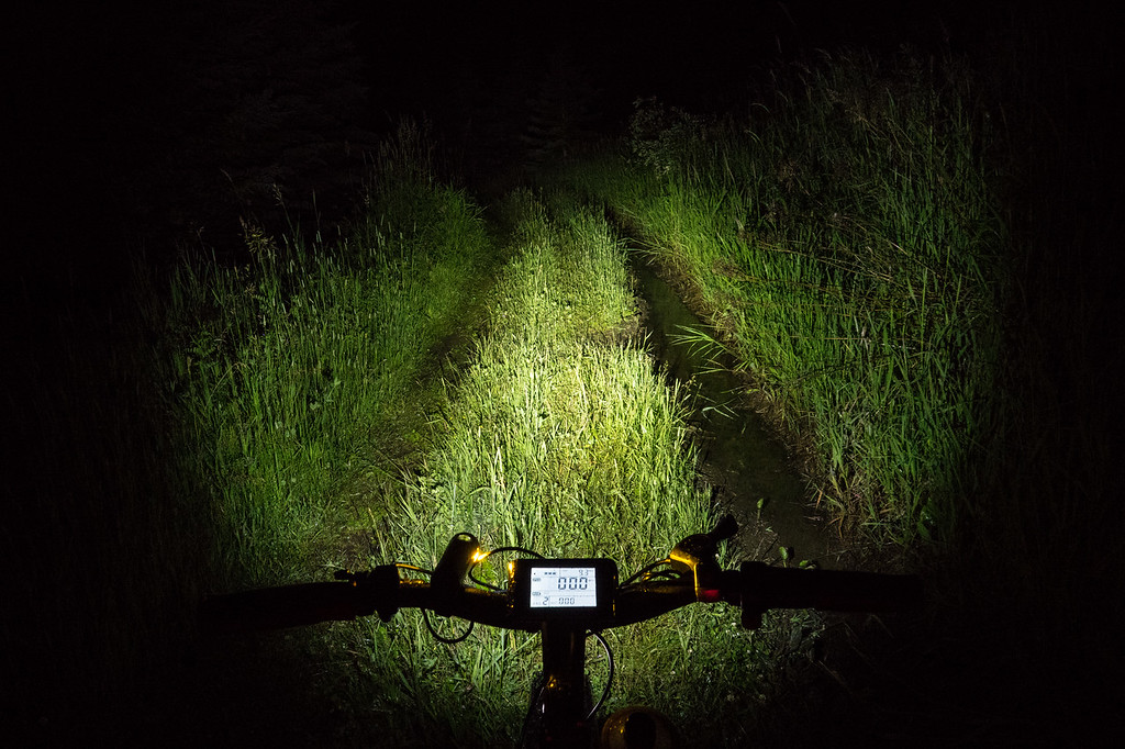 "BIKING 04976<br /> <br /> ""Night Ride"""