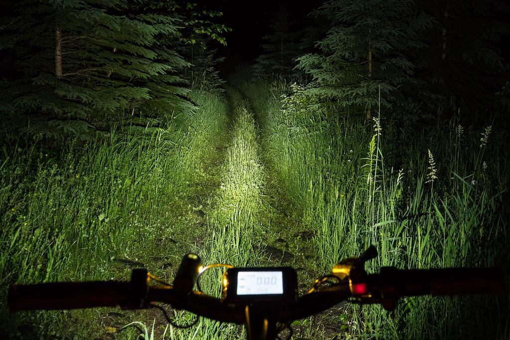 "BIKING 04988<br /> <br /> ""Night Ride"""